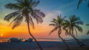 Thikkodi Driveiin beach in Kozhikode