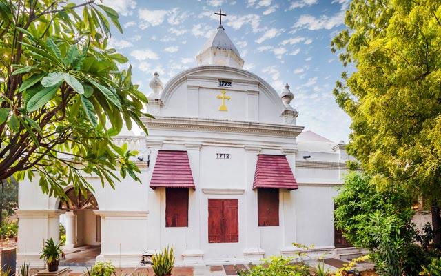 Armenian Church Chennai