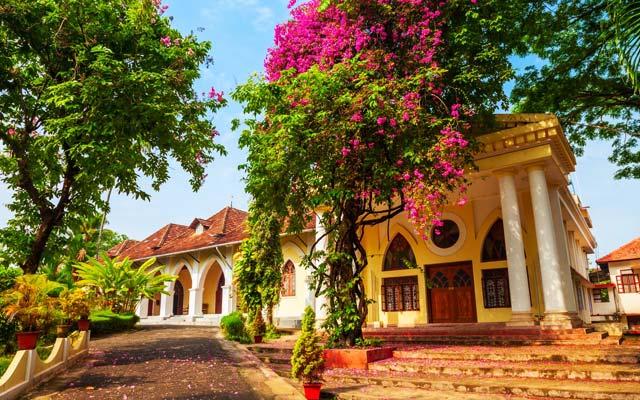 Indo-Portuguese Museum in Fort Kochi Kerala