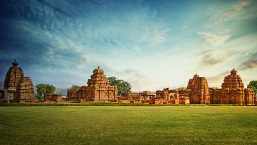 The Pinnacle of Chalukyan Temple Architecture in Pattadakal, Karnataka