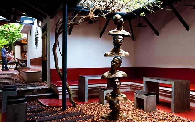 Kashi Art Gallery, Fort Kochi