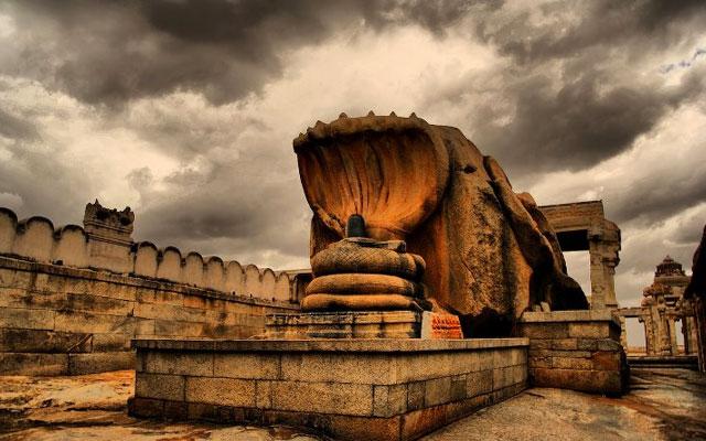 Lepakshi Tempmle Andhra Pradesh
