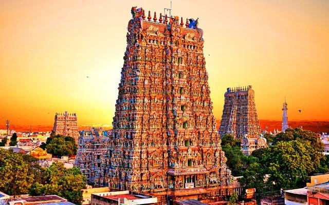 Madurai Meenakshi Aamman Temple