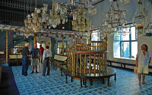 Paradesi Synagogue, Fort Kochi, Cochin