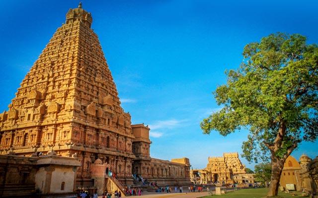 Brihadeshwara Temple Tanjore
