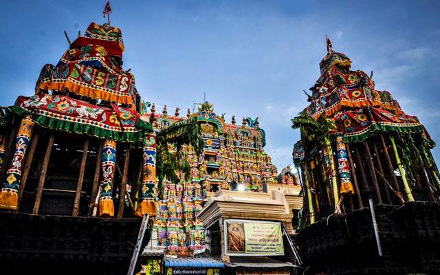 Tirunelveli Nellaiappar Swamy Temple