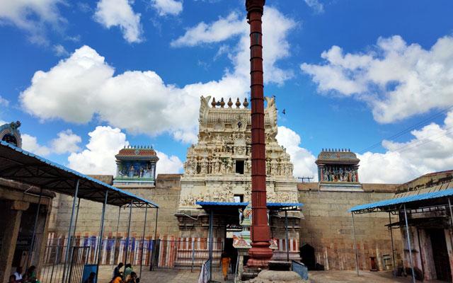 Sri Vadaranyeswarar Temple in Thiruvalangadu