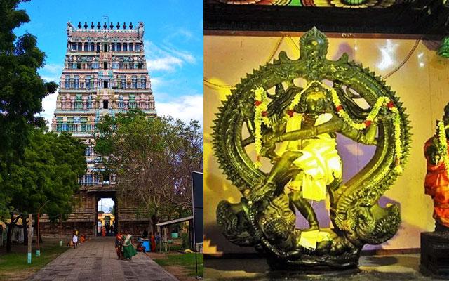 Uthiragosamangai Mangalanatha swamy temple