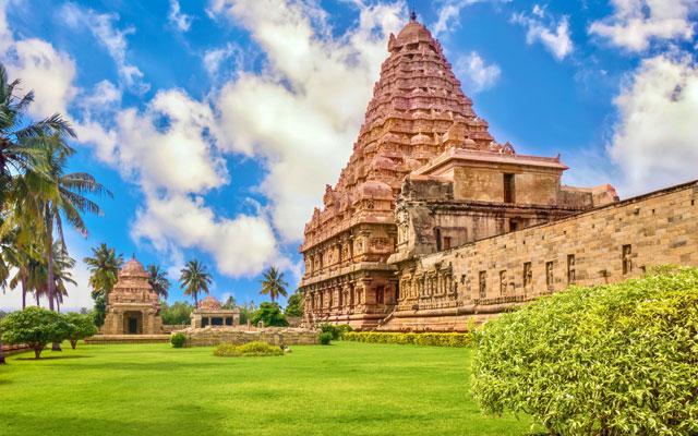 Brihadisvara Temple in Gangaikonda Cholapuram