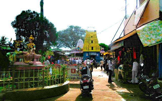 Ketaki Sangameshwara Swamy Devasthanam, Jharasangam, Telangana