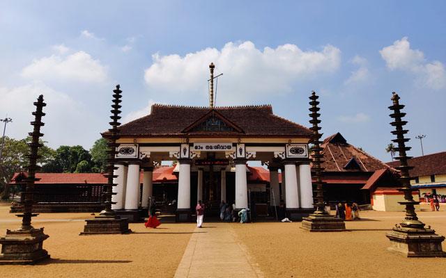 Vaikom Mahadeva Temple in Kerala