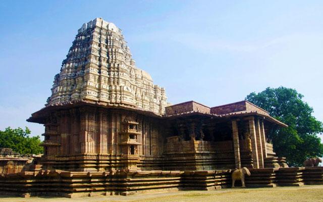 Ramappa Temple, Palampet, Warangal, Telangana, India