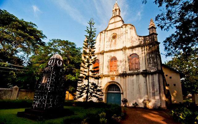 St Francis Church in Fort Kochi, Kerala