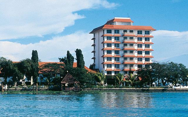 Willingdon island in Kochi