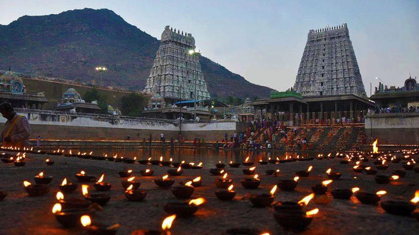 Tiruvannamali Karthigai Deepam