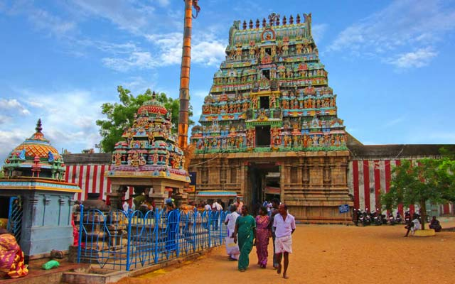 Tirunageshwaram temple