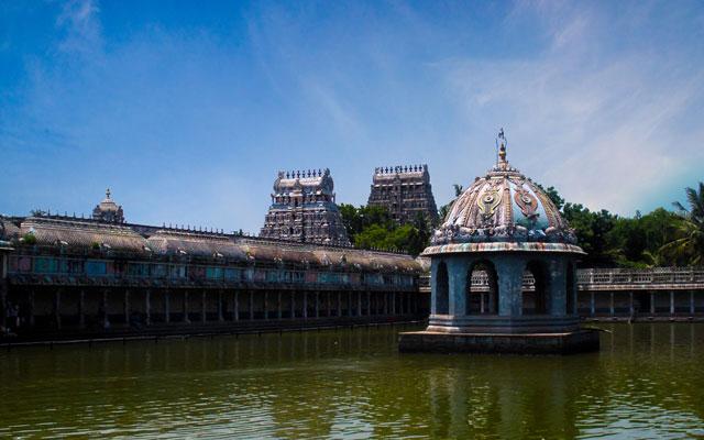Vaitheeswaran temple